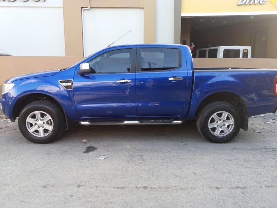 2015 Ford Ranger - Left View