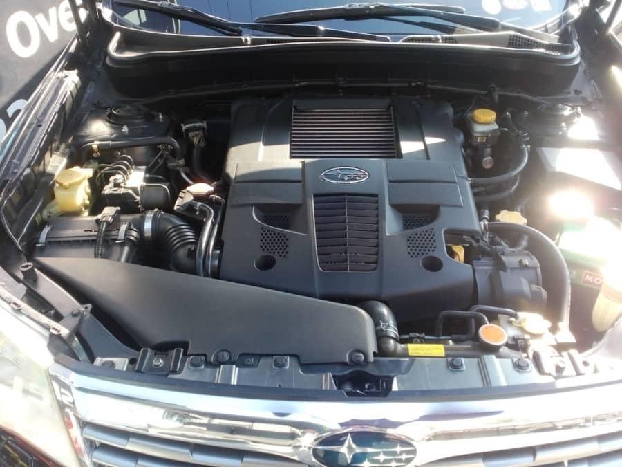 2011 Subaru Forester - Interior Rear View