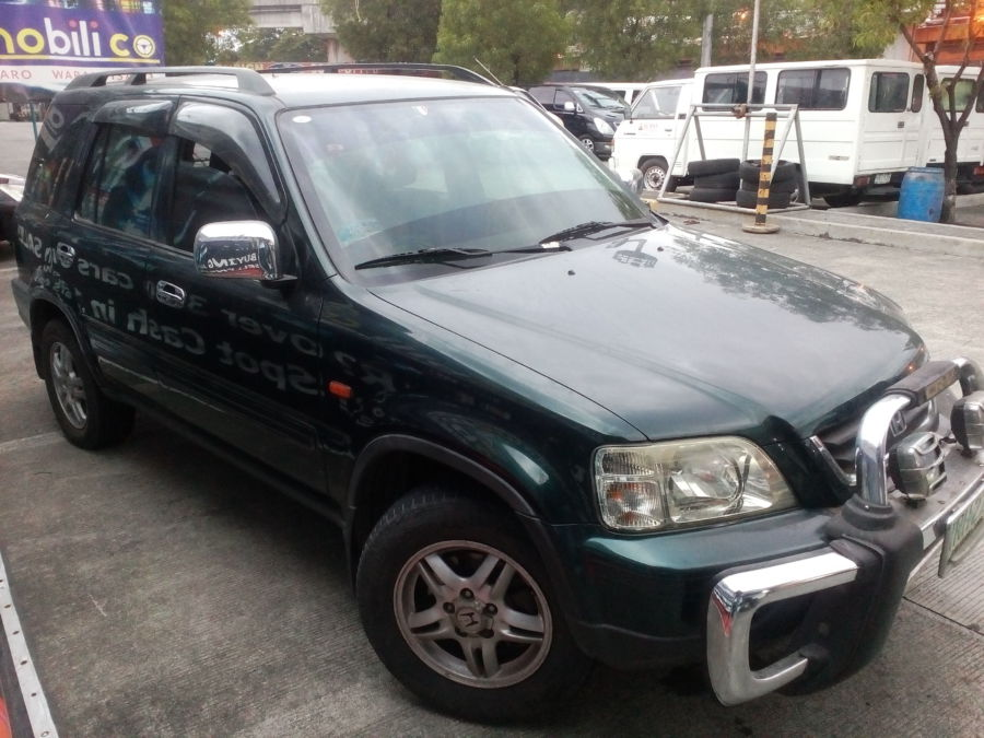 2000 Honda CR-V - Right View