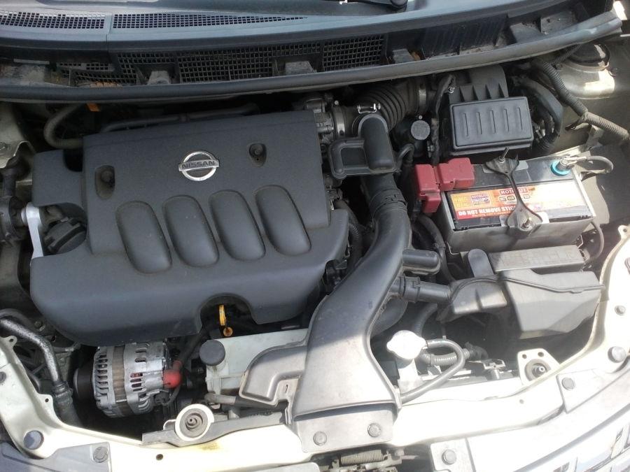 2012 Nissan Grand Livina - Interior Rear View