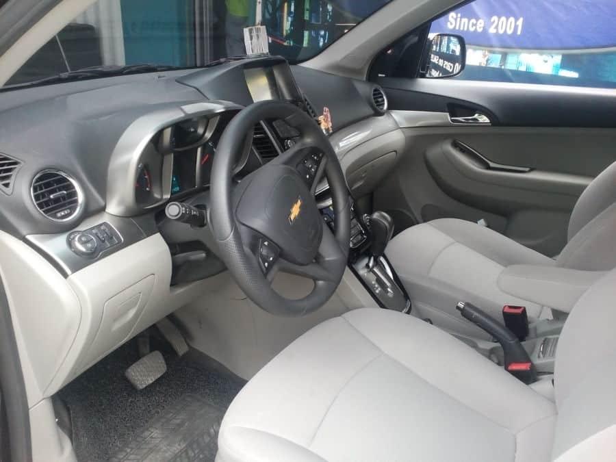2013 Chevrolet Orlando - Interior Front View