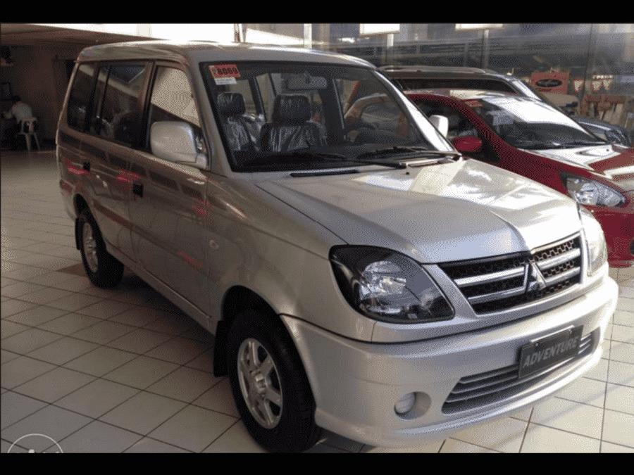 2016 Mitsubishi Adventure Automobilico