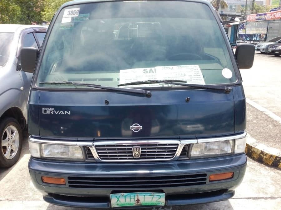 2005 Nissan Urvan - Front View