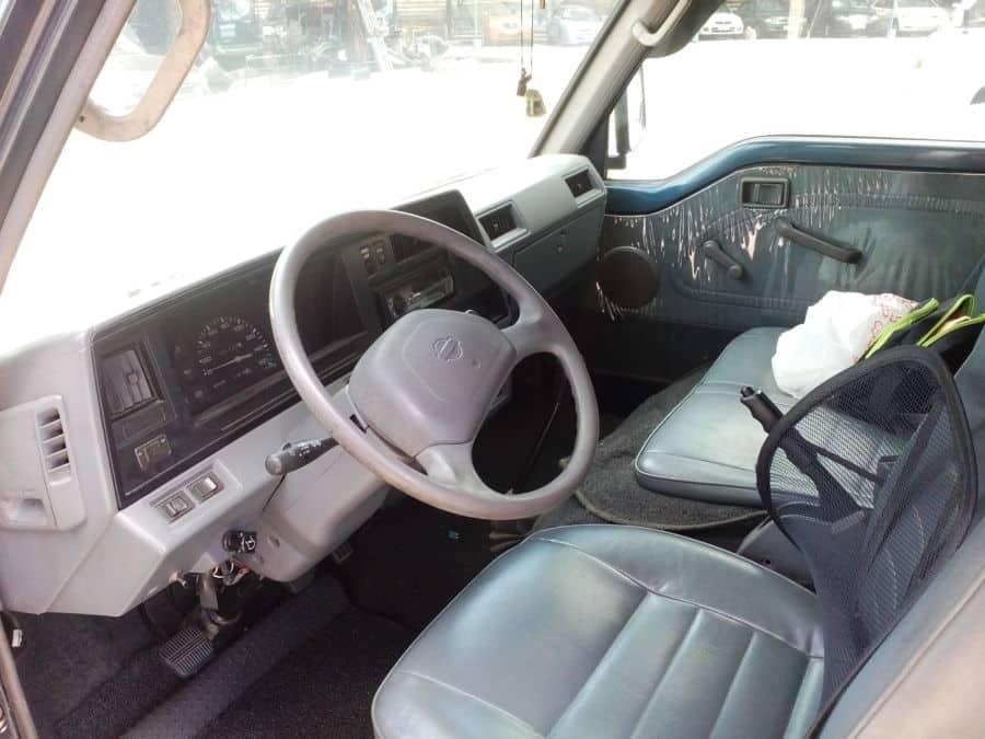 2005 Nissan Urvan - Interior Front View