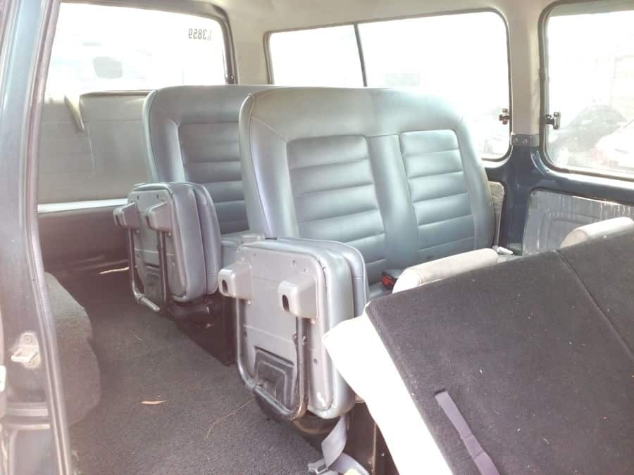2005 Nissan Urvan - Interior Rear View