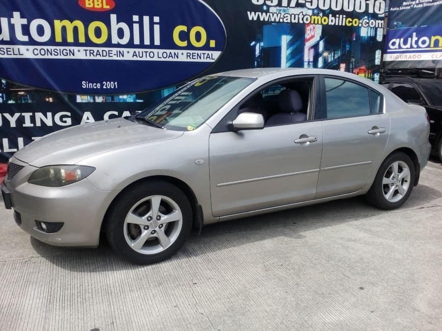 2004 Mazda 3 - Left View