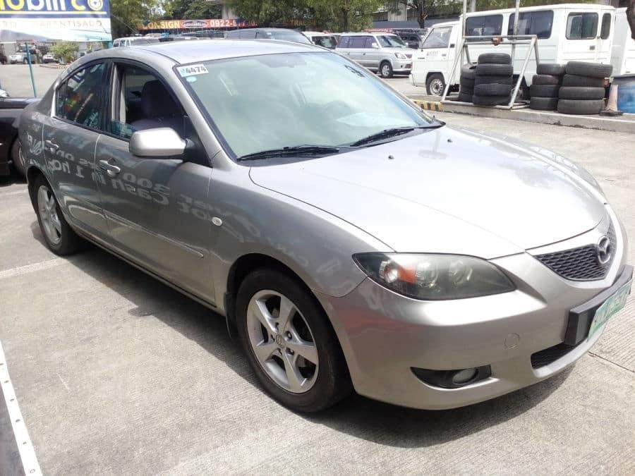 2004 Mazda 3 - Right View
