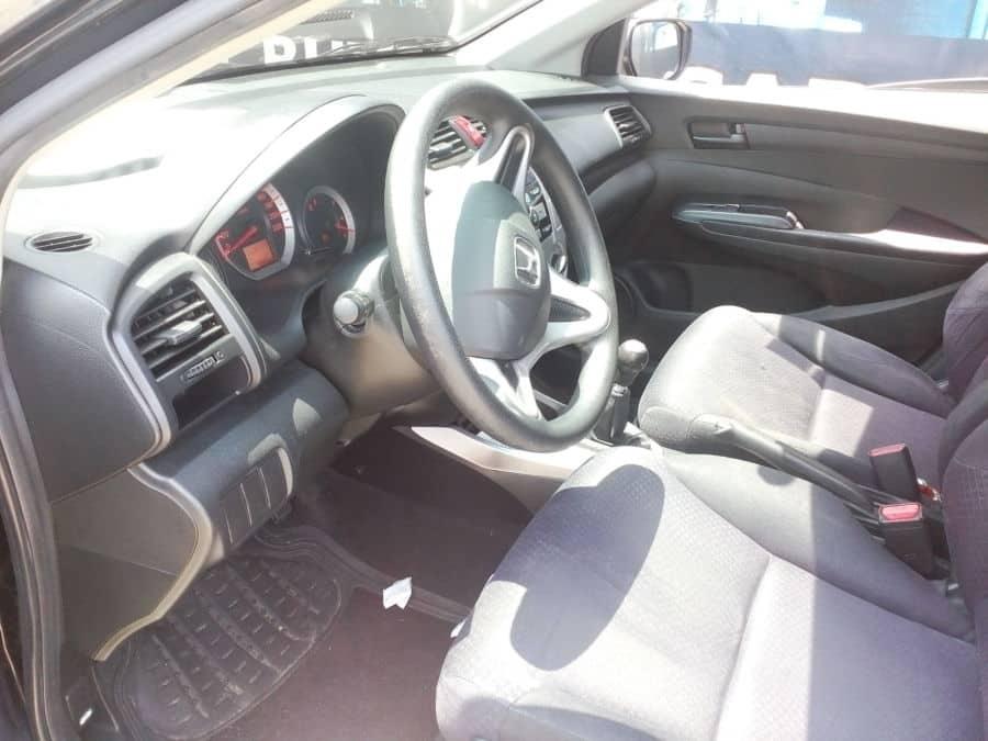 2010 Honda City - Interior Front View