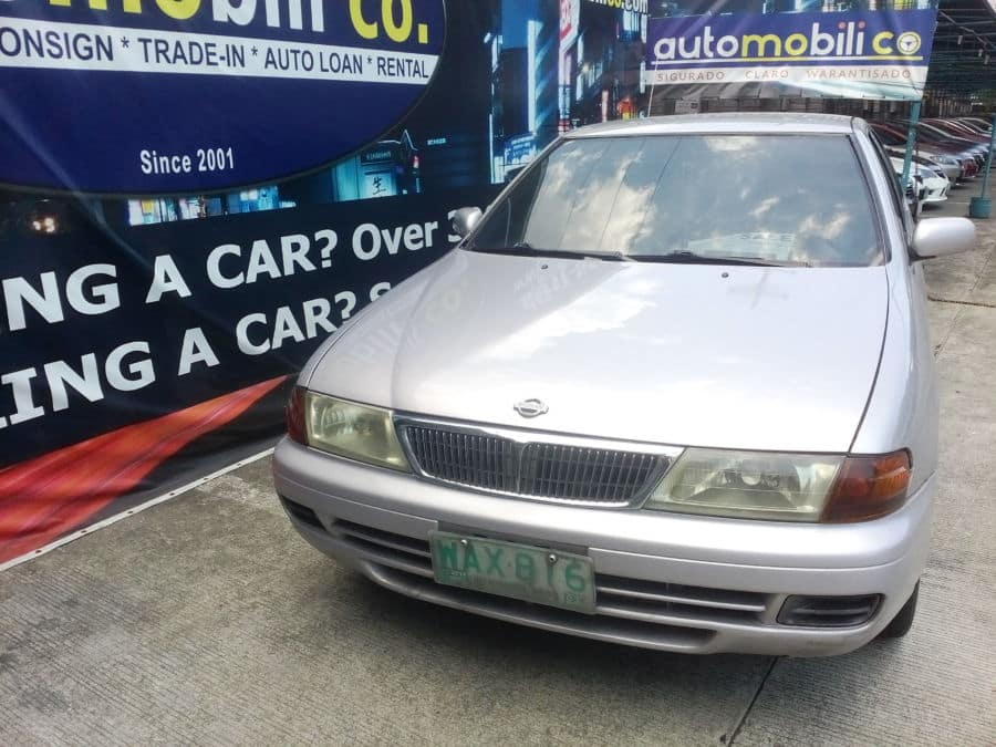 1998 Nissan Sentra - Front View