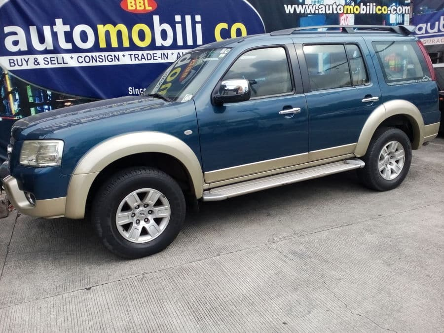 2007 Ford Everest - Left View