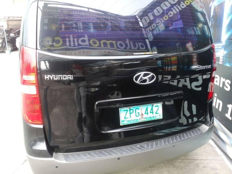 2008 Hyundai Grand Starex - Rear View