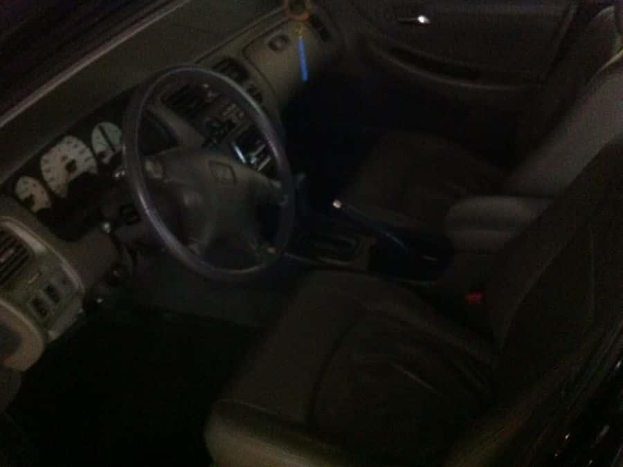 1998 Honda Accord - Interior Front View