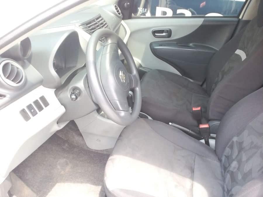 2011 Suzuki Celerio - Interior Front View