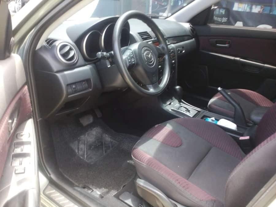 2005 Mazda 3 - Interior Front View