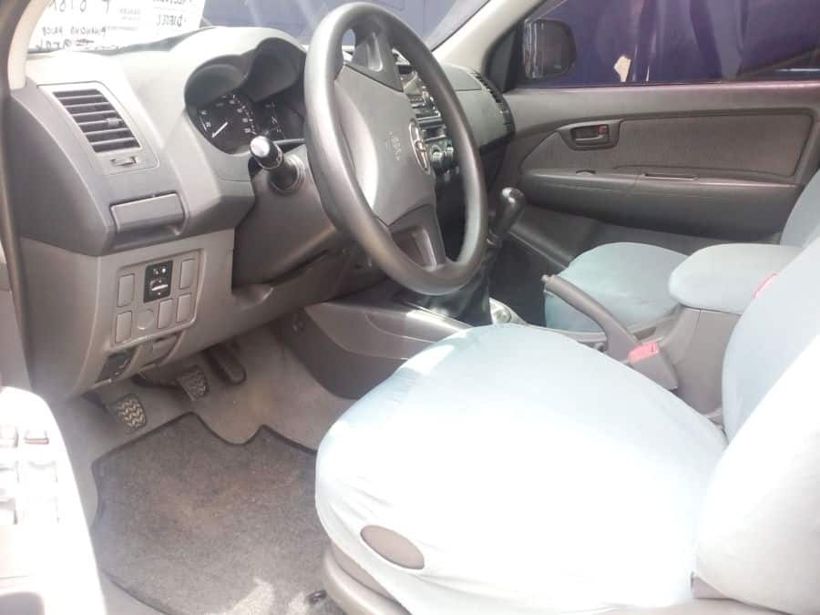 2012 Toyota Hilux - Interior Front View