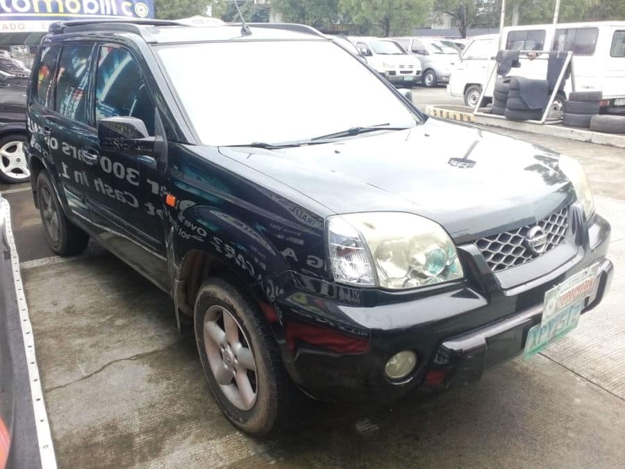 2006 Nissan X-Trail - Right View