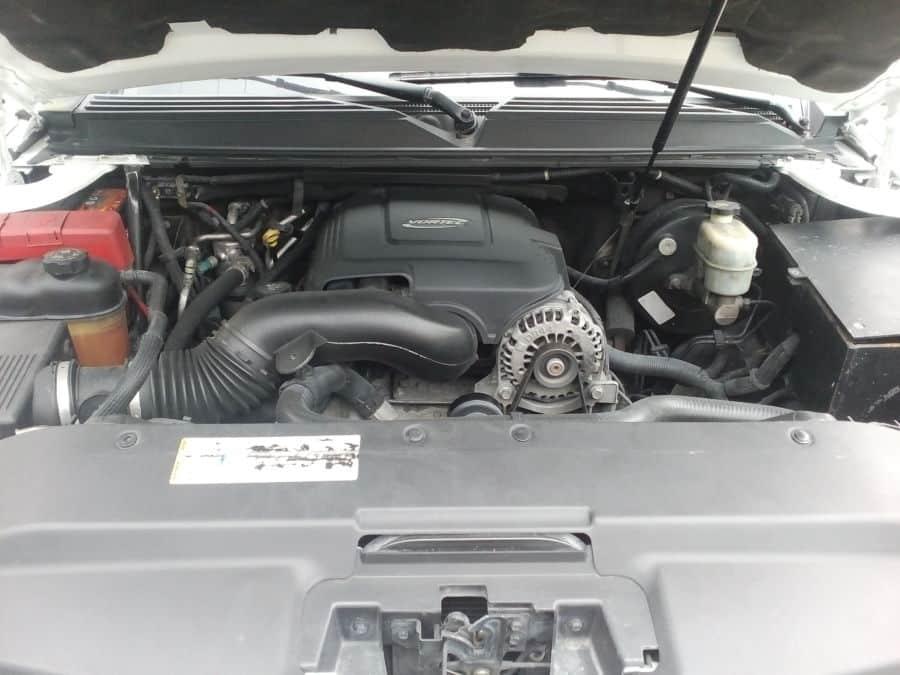 2007 Cadillac Escalade - Interior Rear View
