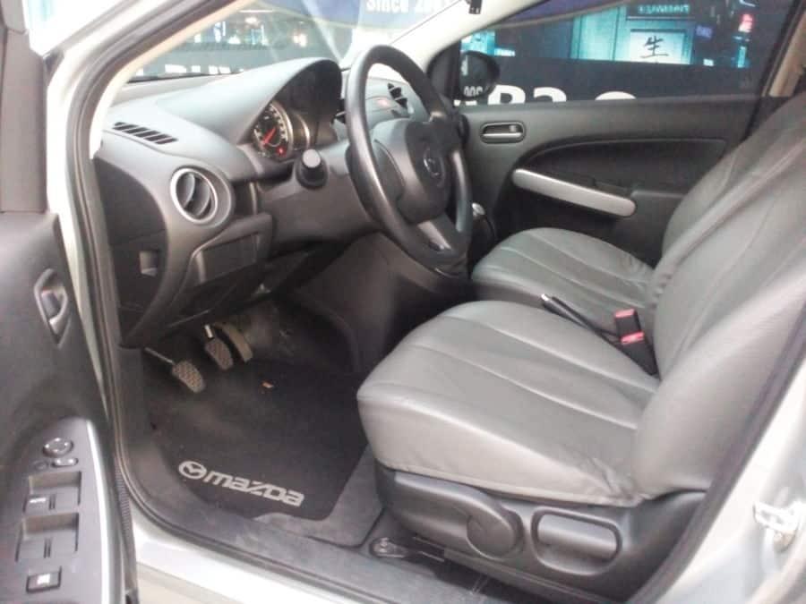 2014 Mazda 2 - Interior Front View