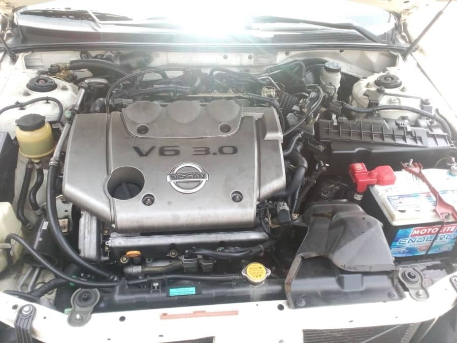 2005 Nissan Cefiro - Interior Rear View