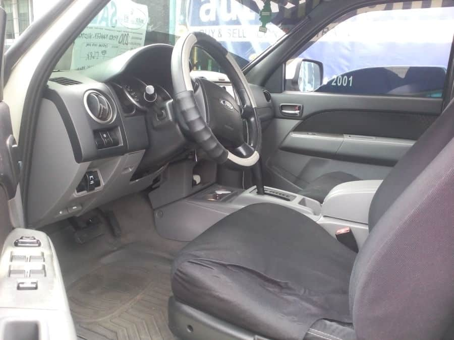 2010 Ford Ranger - Interior Front View