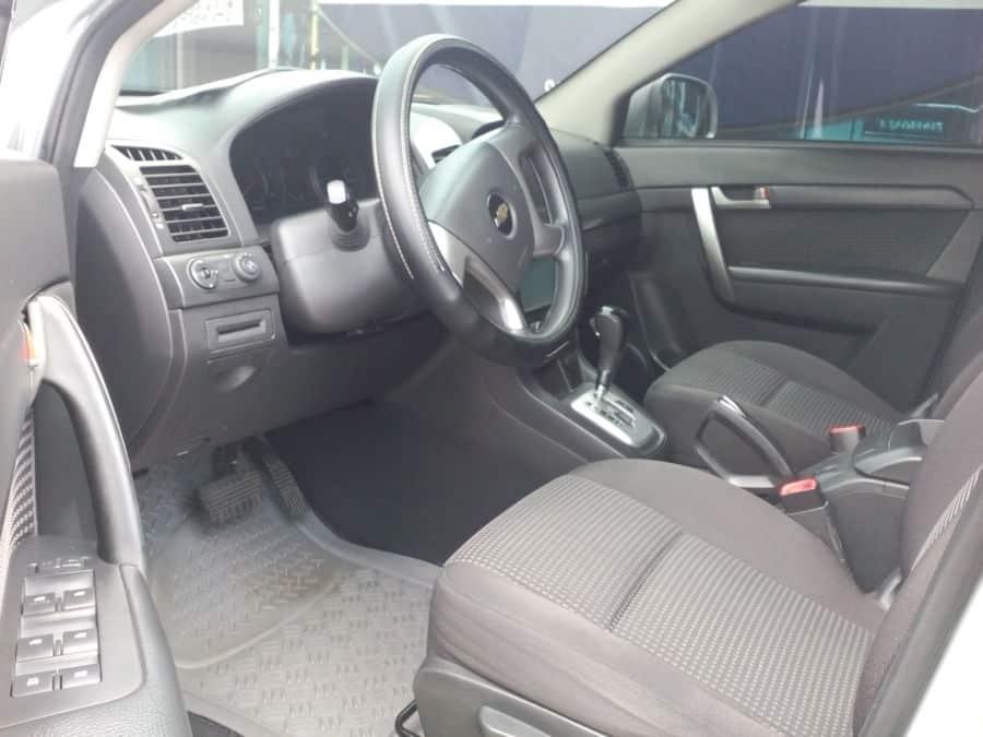 2011 Chevrolet Captiva - Interior Front View