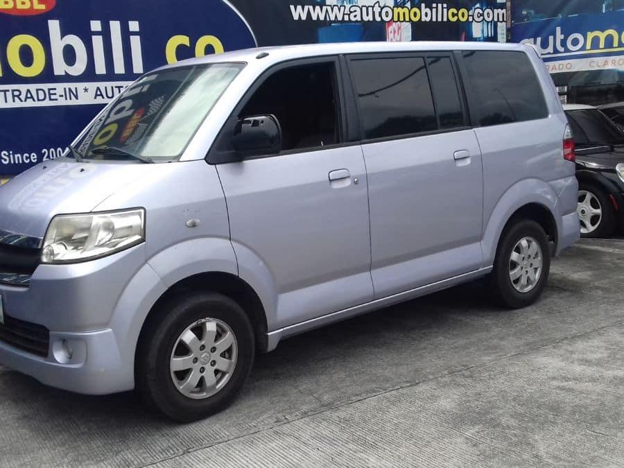 2010 Suzuki APV - Left View