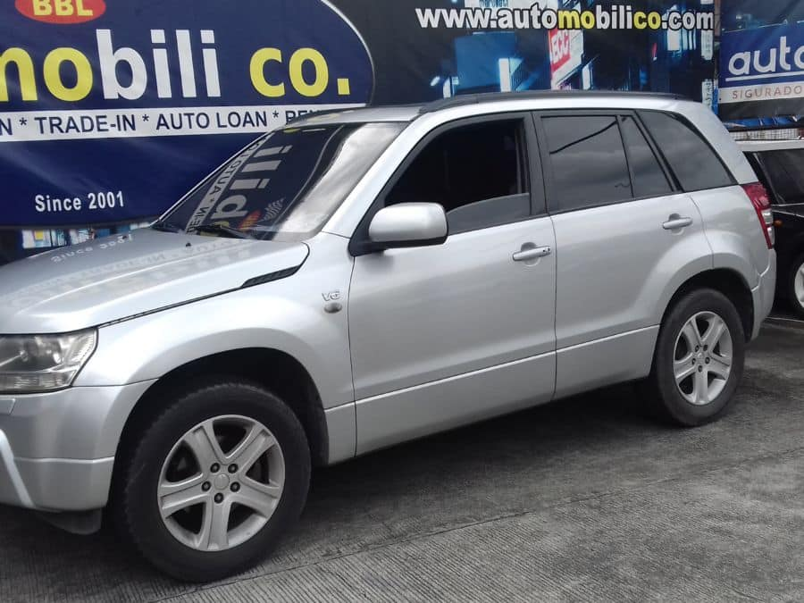 2007 Suzuki Grand Vitara - Left View