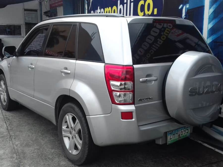 2007 Suzuki Grand Vitara - Rear View
