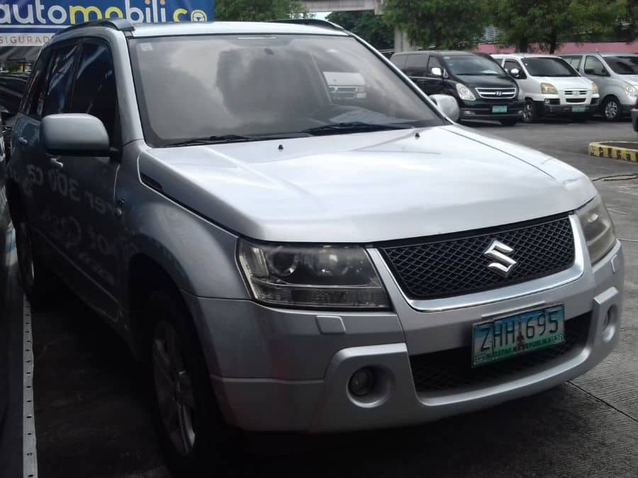 2007 Suzuki Grand Vitara - Right View