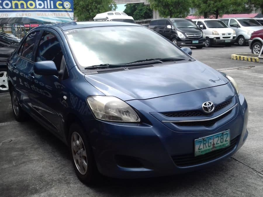 2008 Toyota Vios - Right View