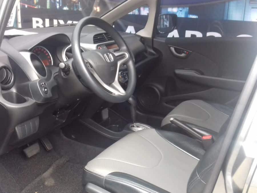2012 Honda Jazz - Interior Front View