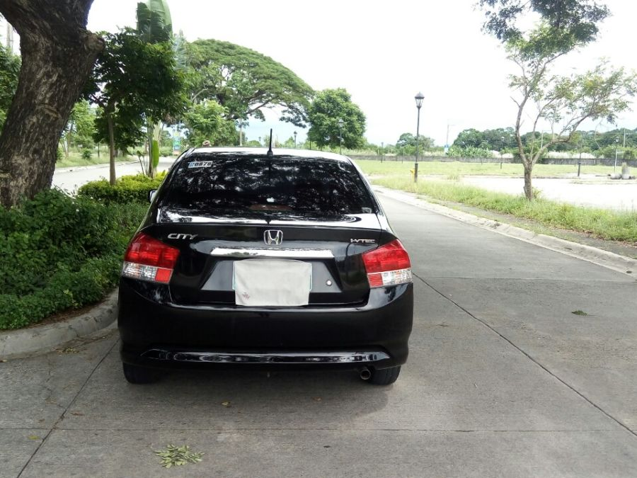 2010 Honda City - Rear View
