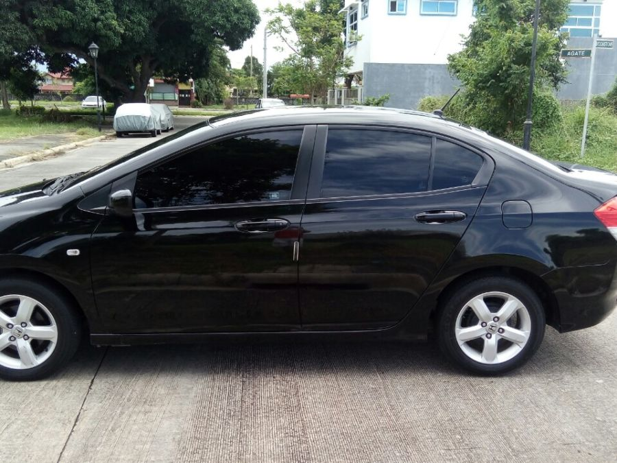 2010 Honda City - Left View