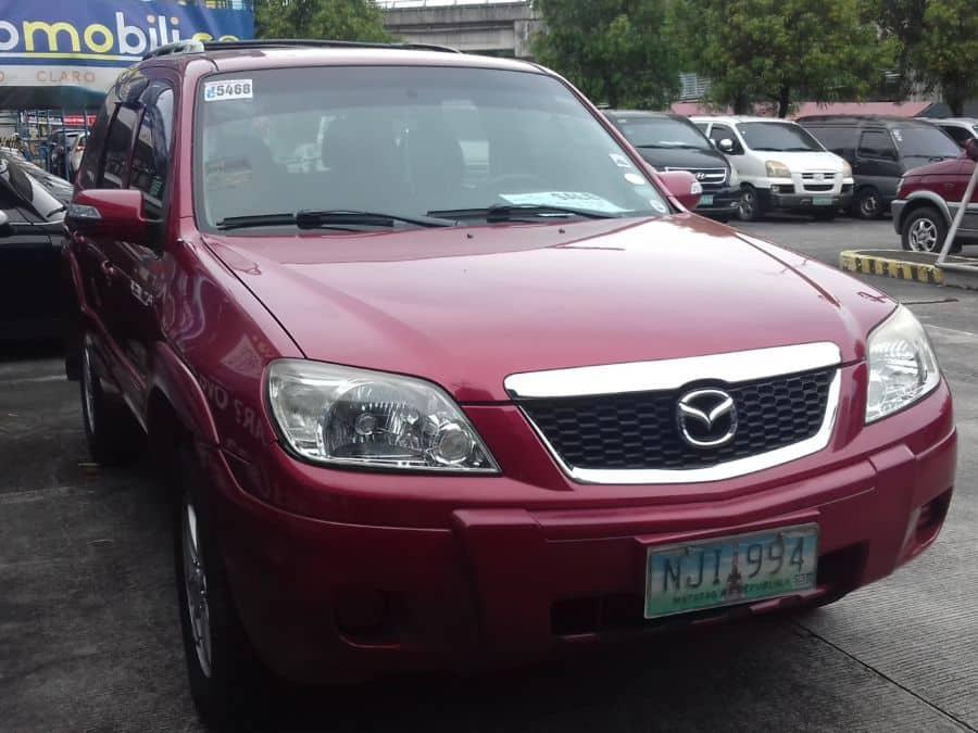 2009 Mazda Tribute - Right View