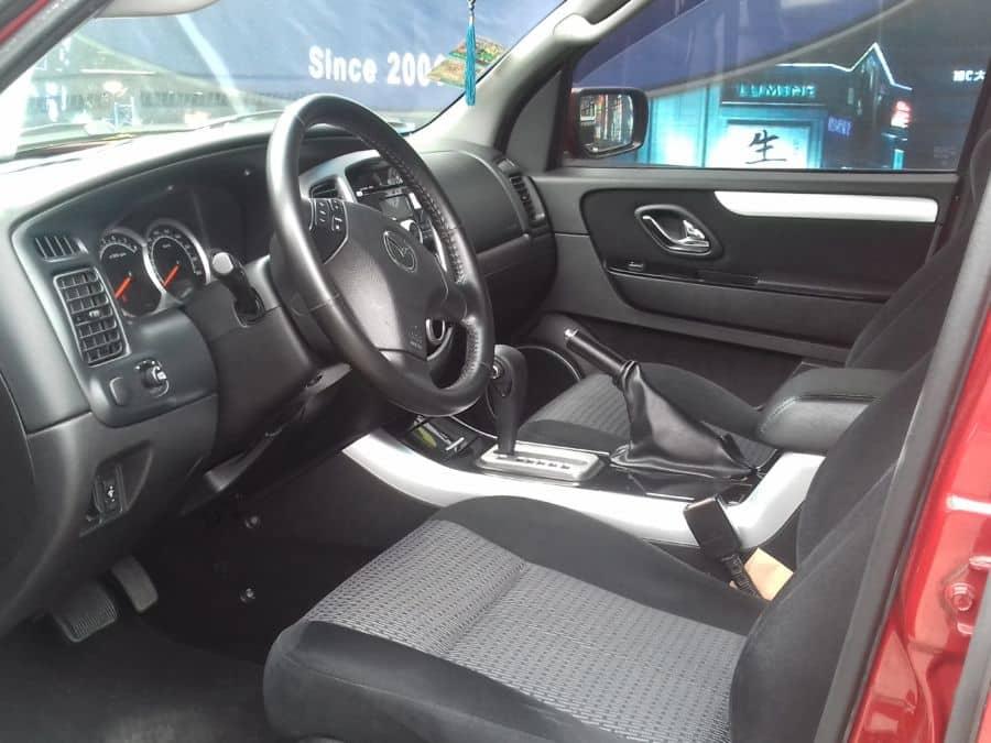 2009 Mazda Tribute - Interior Front View