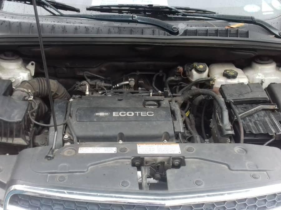 2012 Chevrolet Orlando - Interior Rear View