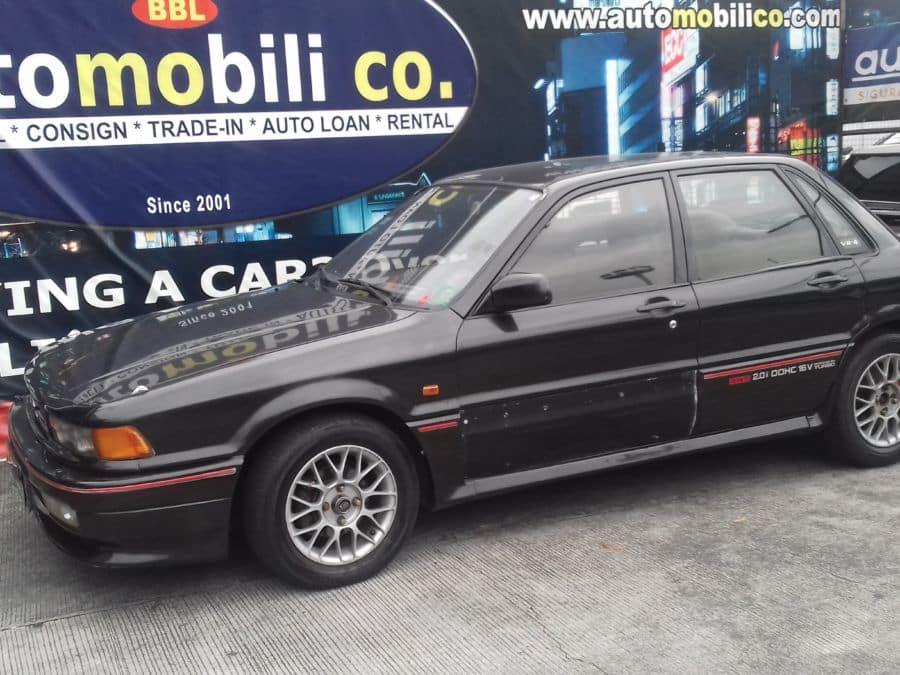 1992 Mitsubishi Galant - Left View