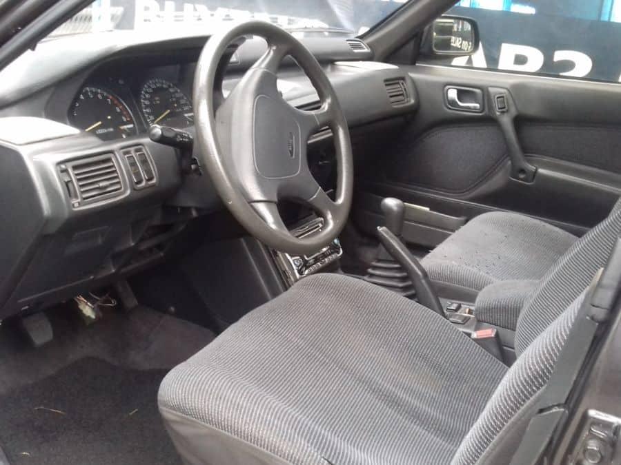 1992 Mitsubishi Galant - Interior Front View