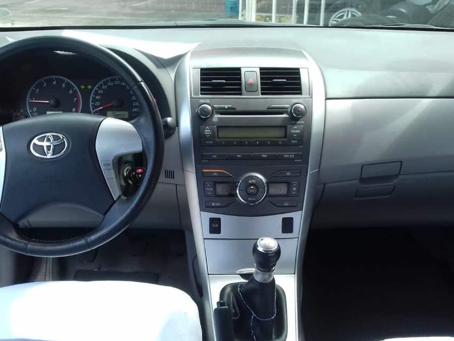 2013 Toyota Corolla Altis G - Interior Front View