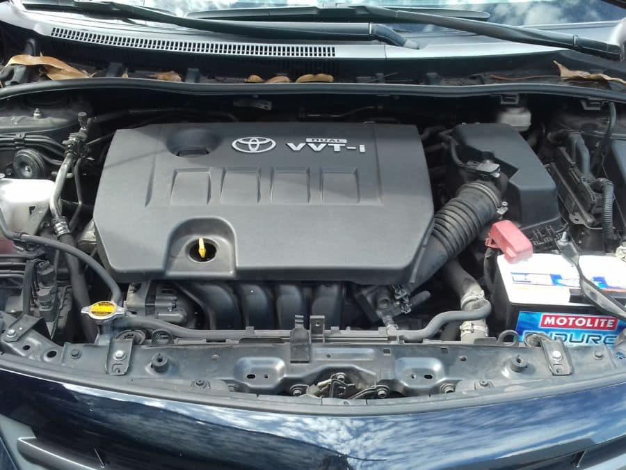 2013 Toyota Corolla Altis G - Interior Rear View