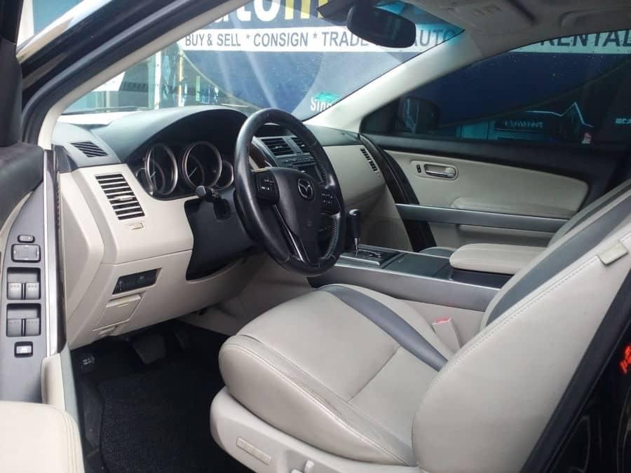 2010 Mazda CX-9 - Interior Front View