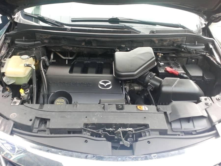 2010 Mazda CX-9 - Interior Rear View