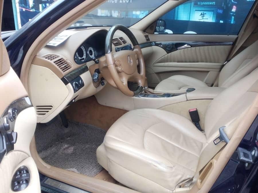 2007 Mercedes-Benz 280E - Interior Front View