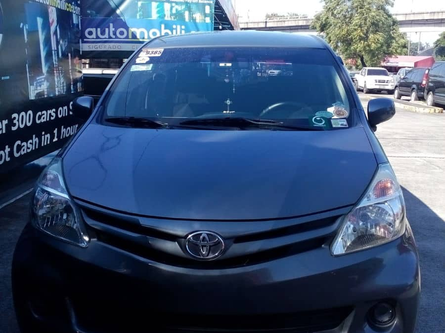 2014 Toyota Avanza - Front View