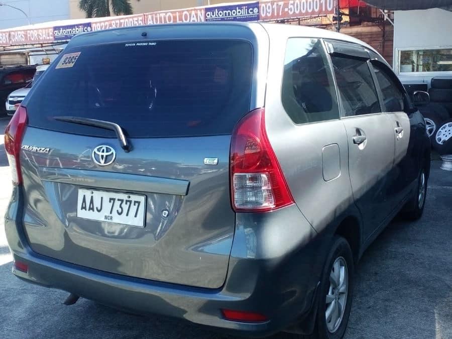 2014 Toyota Avanza - Left View