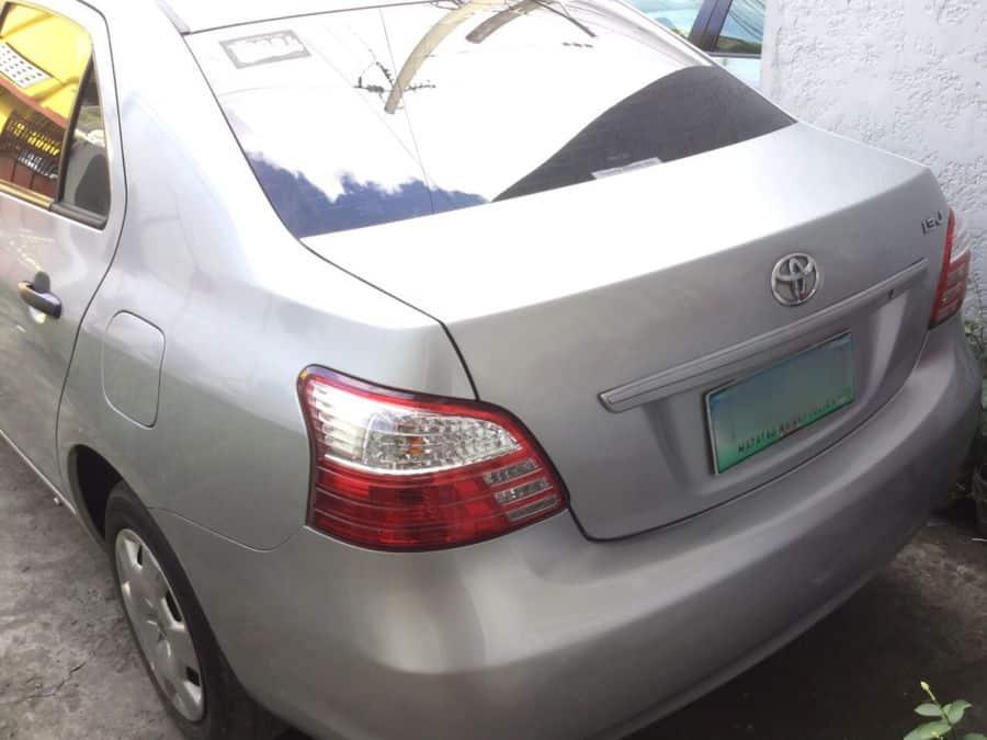2011 Toyota Vios - Left View