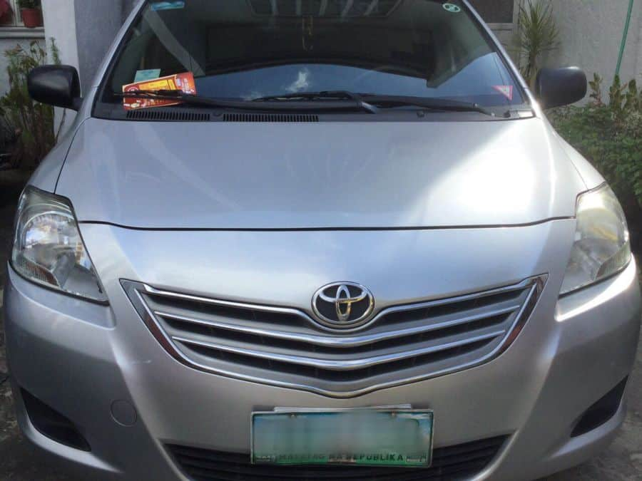 2011 Toyota Vios - Front View