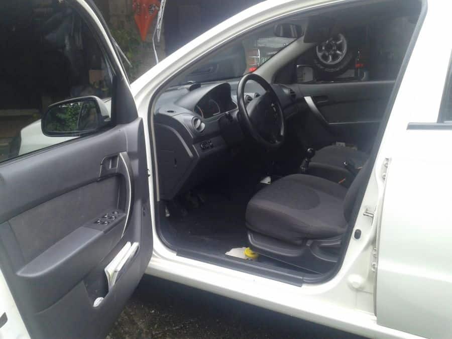 2012 Chevrolet Aveo - Interior Front View