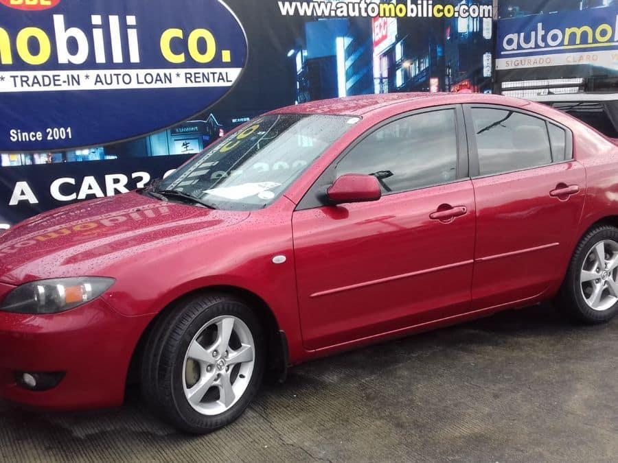 2006 Mazda 3 - Left View