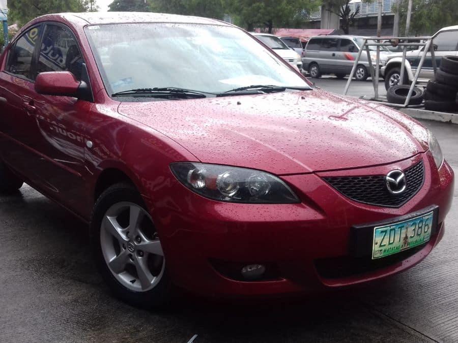 2006 Mazda 3 - Right View